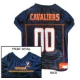 Virginia Cavaliers NCAA dog jersey