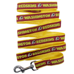 Washington Redskins NFL Nylon Dog Leash