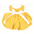Yellow Daisy Dog Dress