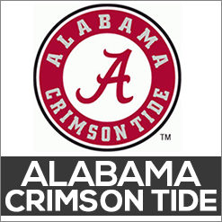 Alabama Crimson Tide Dog Products