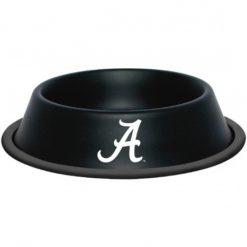 Alabama Crimson Tide NCAA Stainless Dog Bowl