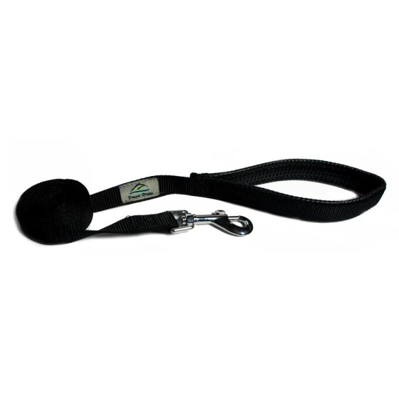 American River Black Dog Leash