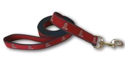 Anaheim Angels Nylon Reflective Dog Leash