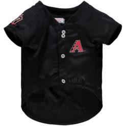Arizona Diamondbacks MLB Dog Jersey back