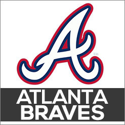 Atlanta Braves Dog Products