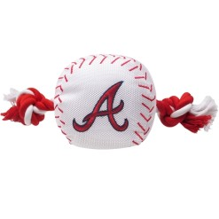 Atlanta Braves MLB baseball MLB dog toy