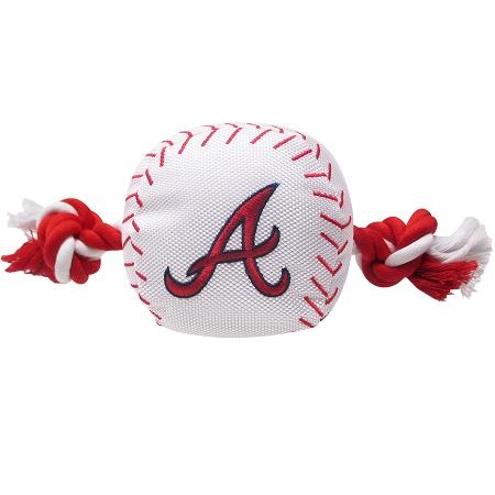 Atlanta Braves MLB baseball MLB dog toy