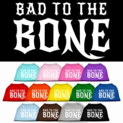 Bad to the Bone t-shirt multi colors
