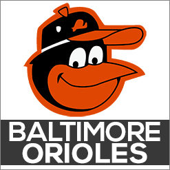 Baltimore Orioles Dog Products