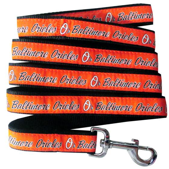 Baltimore Orioles MLB dog leash