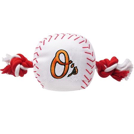 Baltimore Orioles MLB plush baseball rope