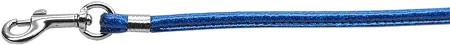 Blue Glitter Dog Leash
