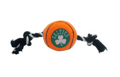 Boston Celtics Dog Rope Toy