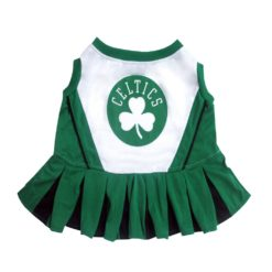 Boston Celtics NBA Dog Cheerleader Dress