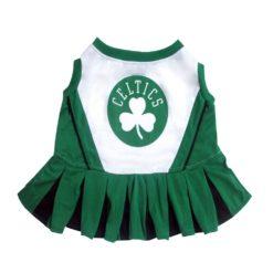 Boston Celtics NBA Dog Cheerleader Dress