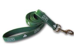 Boston Celtics leash-reflective