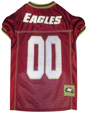 Boston Eagles College dog jersey