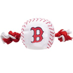 Boston Red Sox plush baseball dog MLB toy