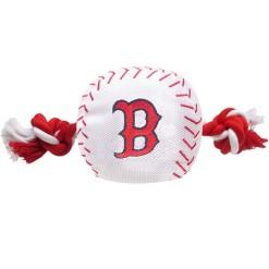 Boston Red Sox plush baseball dog MLB toy