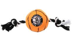 Brooklyn Nets NBA Plush Dog Toy