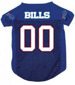 Buffalo Bills NFL Dog Jersey Style 2