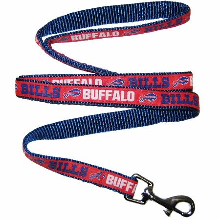 Buffalo Bills NFL nylon dog leash