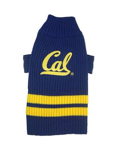 California State Golden Bears Turtleneck Dog Sweater