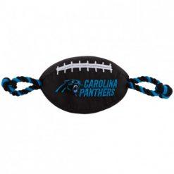 Carolina Panthers Dog Football Toy 2