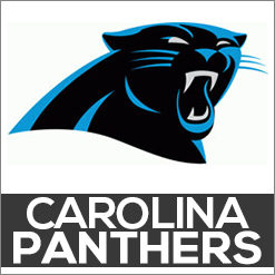 Carolina Panthers Dog Products