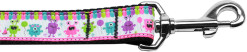 Celebratory Party Monsters dog leash