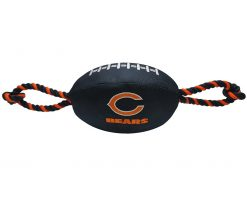 Chicago Bears Dog Football Toy