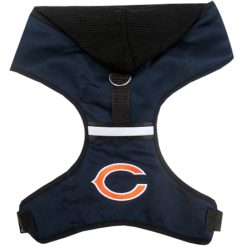 Chicago Bears Mesh Dog Harness