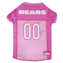 Chicago Bears NFL Pink Dog Jersey