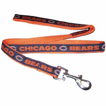 Chicago Bears NFL nylon dog leash