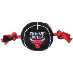 Chicago Bulls Dog Rope and Pull Toy