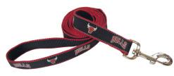 Chicago Bulls Reflective Dog Leash