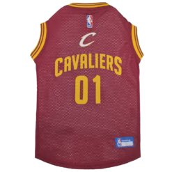 Cleveland Cavaliers NBA Dog Jersey