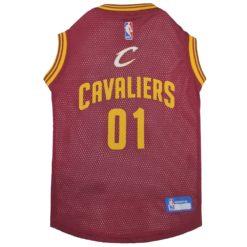 Cleveland Cavaliers NBA Dog Jersey