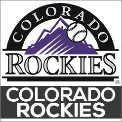 Colorado Rockies Dog Products