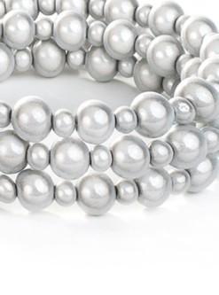 Crystal Fabuleash Lumi Bead Dog Leash