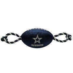 Dallas Cowboys Dog Football Toy