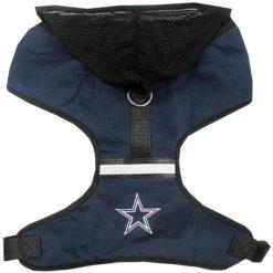 Dallas Cowboys Mesh Dog Harness