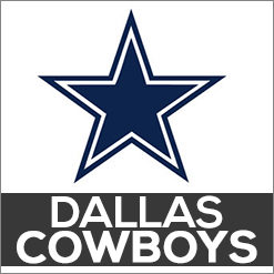 Dallas Cowboys Dog Products