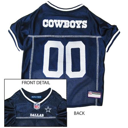 cfa696162a5 Dallas Cowboys Dog Jersey - PetImpulse.com