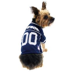 Dallas Cowboys dog jersey-2