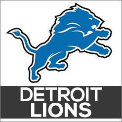 Detroit Lions Dog Products
