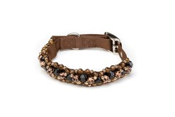 Fabuleash Leopard Dog Collar