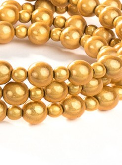 Fabuleash Lumi Beads Yellow