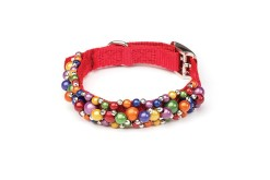 Fabuleash Rainbow Dog Collar