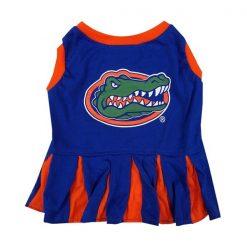 Florida Gators Dog Cheerleader Dress